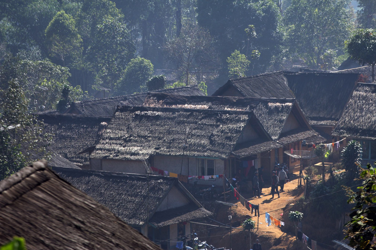 kampung adat