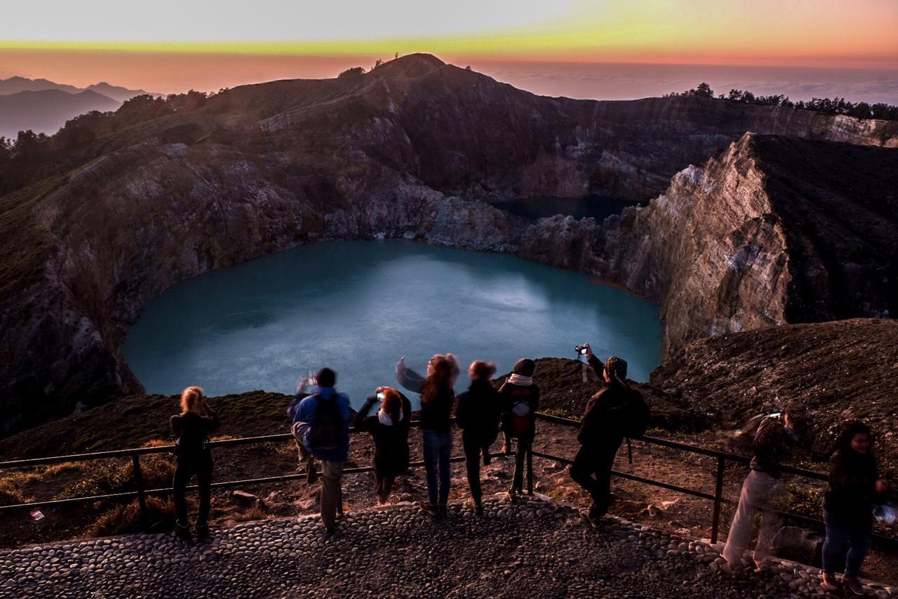 Festival Danau Kelimutu Dorong Wisata Ende Agenda Indonesia