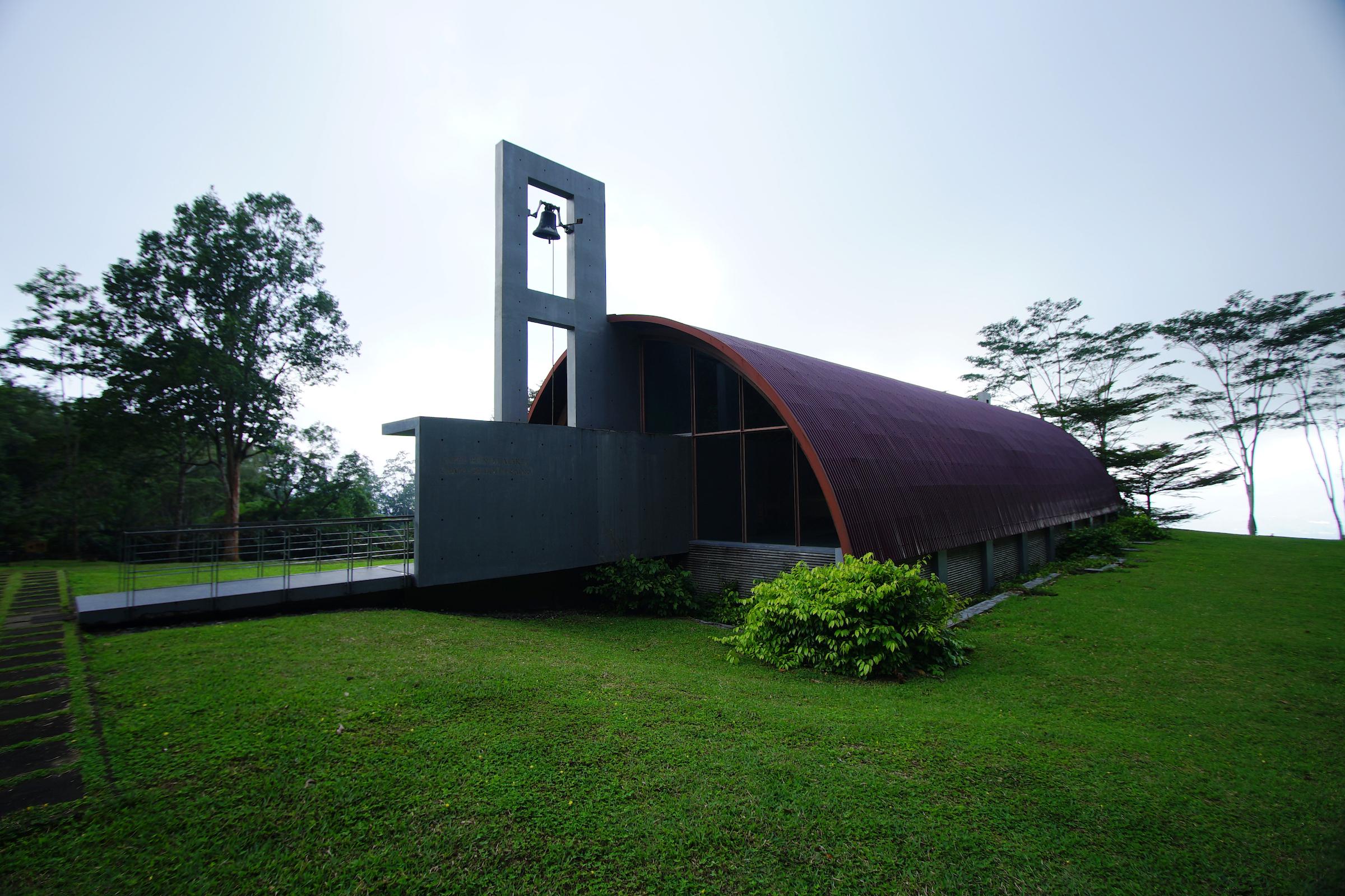 Bukit Doa dalam Wisata Religi Tomohon