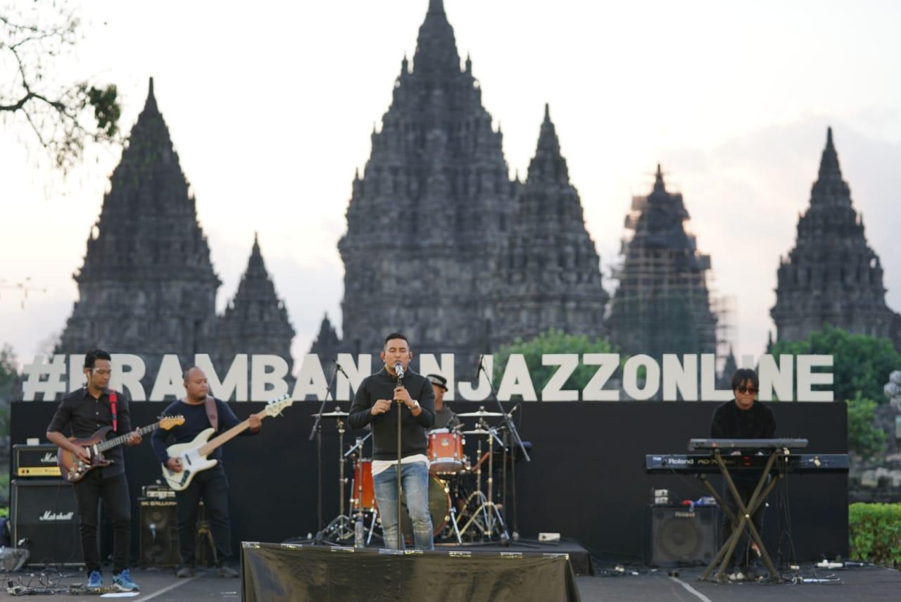 Prambanan Jazz Online 2020