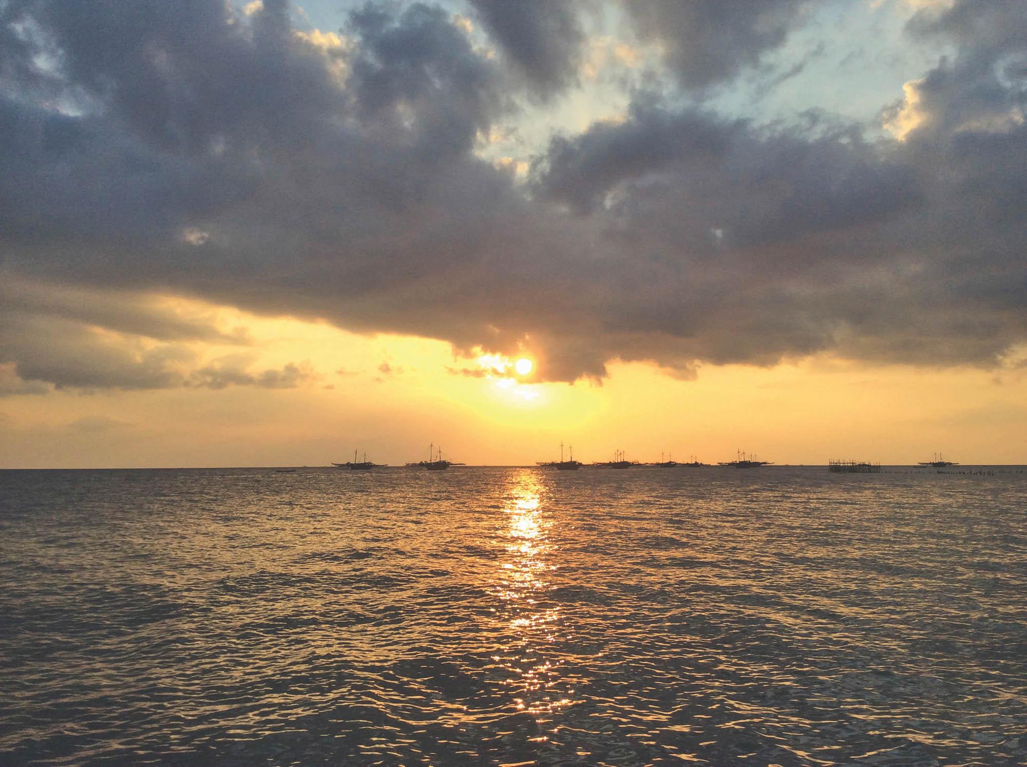 Senja Liburan 4 hari di Belitung