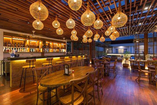 Interior Menoreh Restaurant