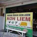 Asem-asem Koh Liem, 1 Legendaris Semarang