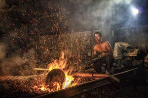 Gong Factory, pabrik gong di Bogor Jawa Barat