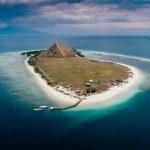 Pulau Kenawa di Sumbawa