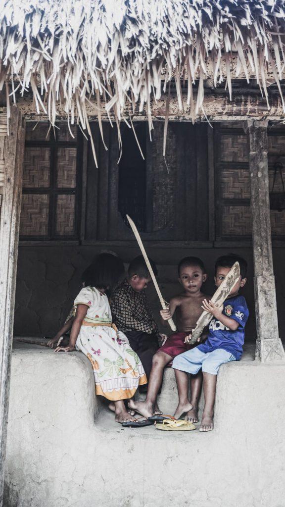Desa Adat Sasak Ende