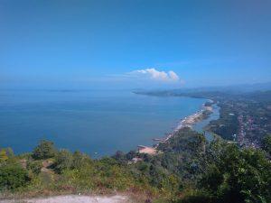 Pesisir selatan Minangkabau salah satunya mengunjungi Danau Langkisau