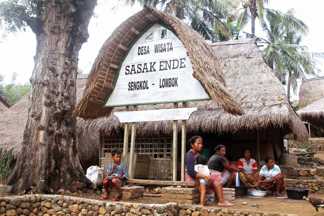 Desa SasakEnde Frannoto