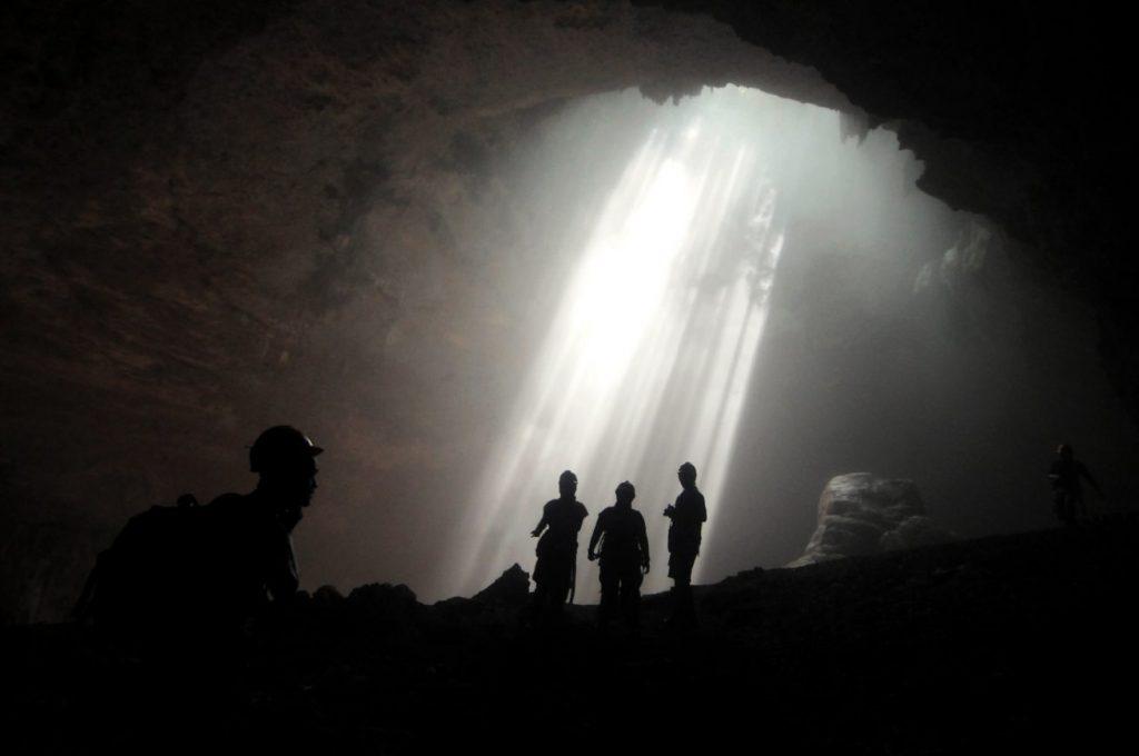3 nirwana Geopark salah satunya di Gunung Sewu