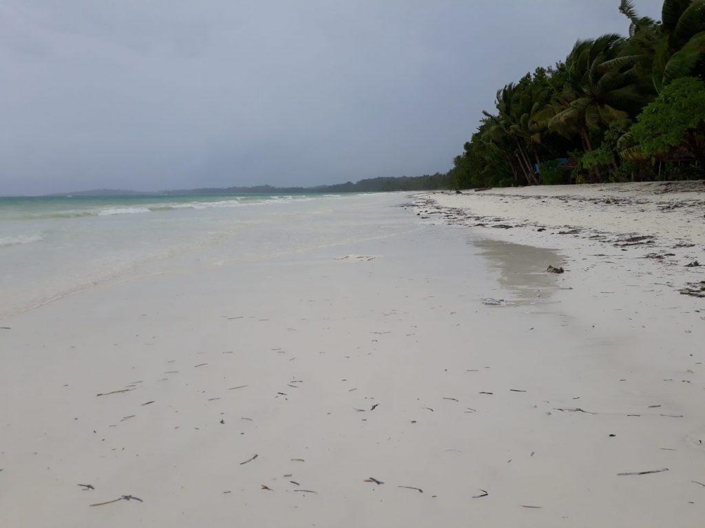 Pantai Ngurbloat Kei Kecil