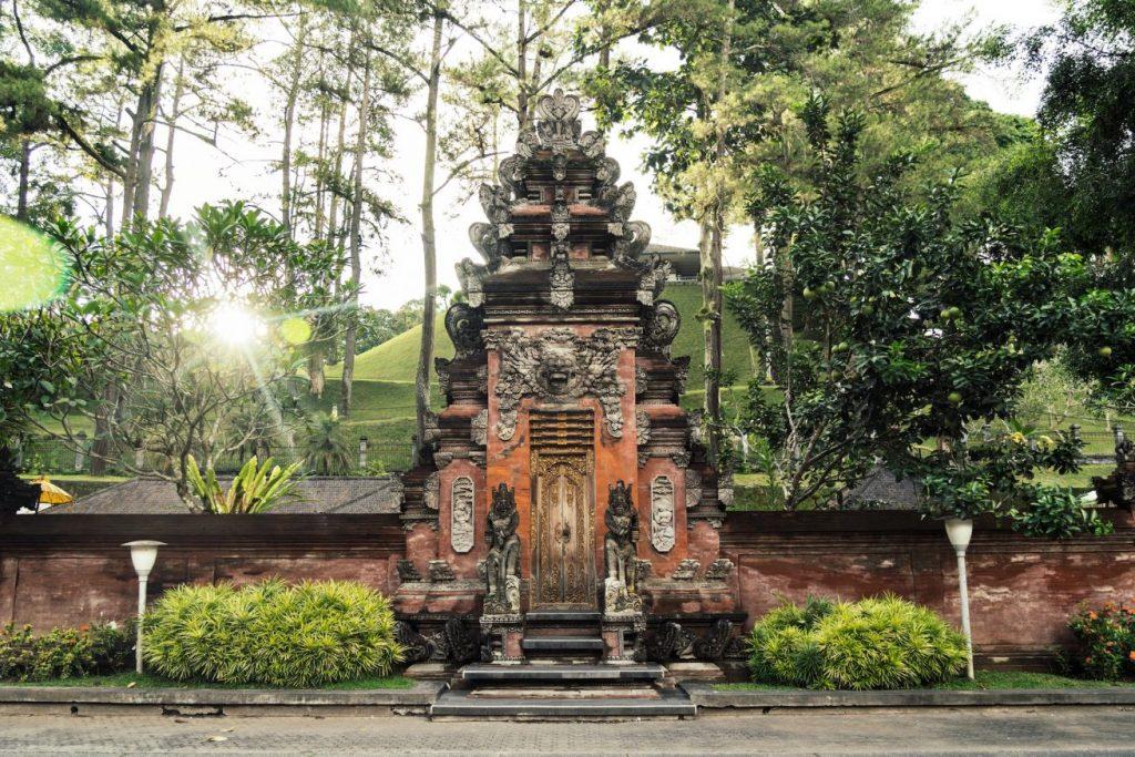 Desa-desa Gianyar-Bangli Bali dengan Puranya