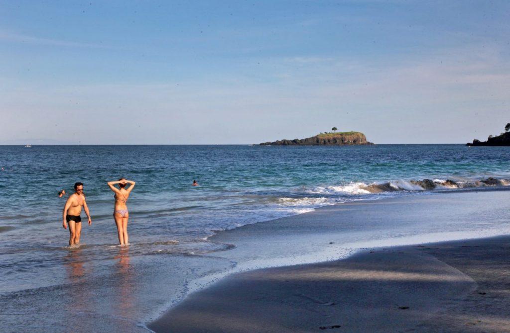3 pantai di karangasem, Bali, salah satunya Virgin Beach