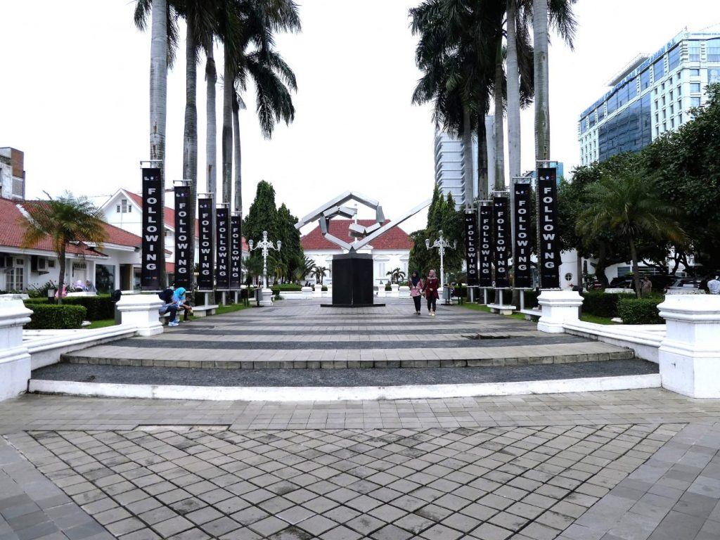 Salah satu spot dalam Jakarta Good Guide
