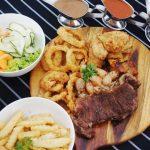 Cafe Two Stories Bogor Menu
