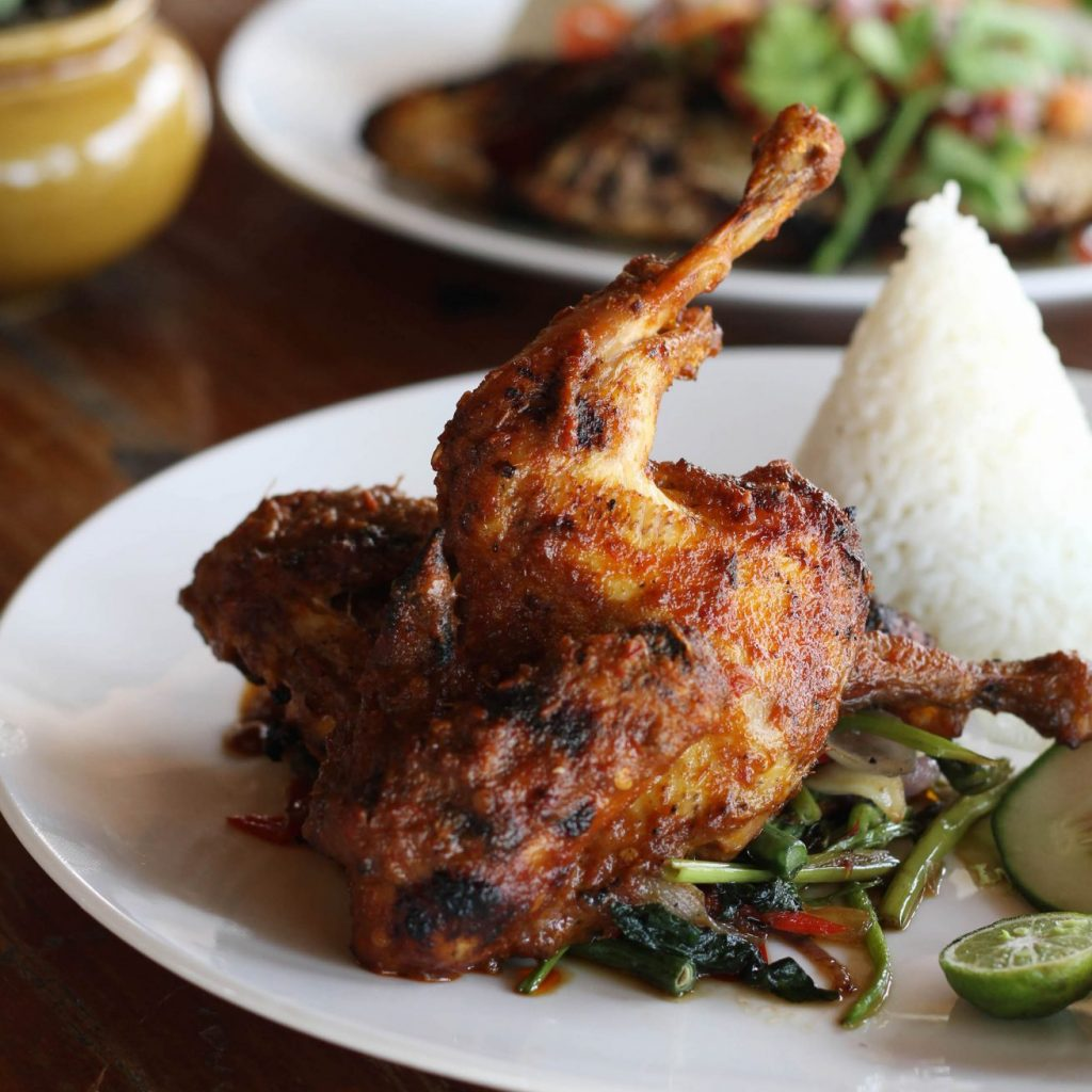 kuliner di pantai Seger Lombok Tengah, Spice Market Lombok