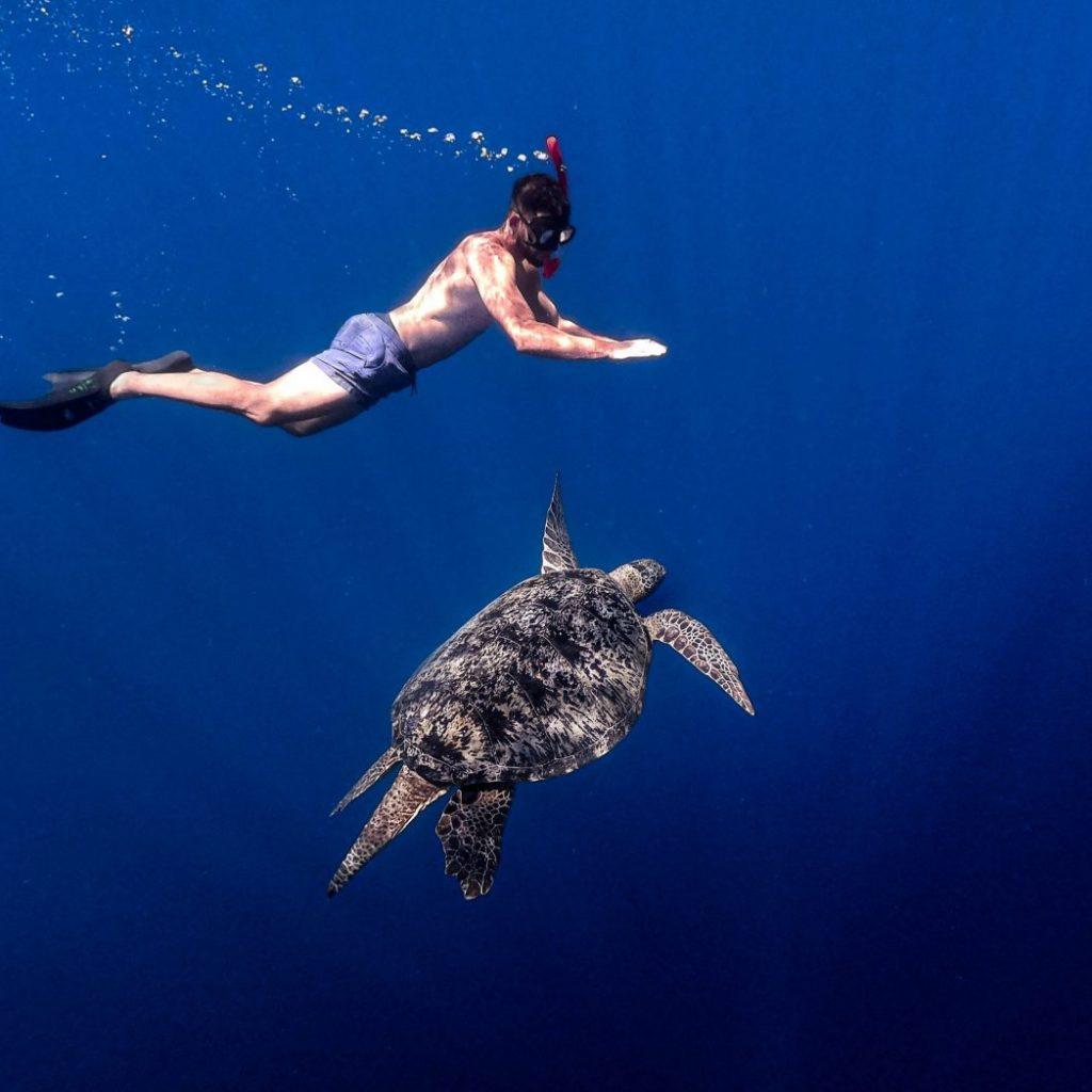 Gili gili Lombok Snorkeling