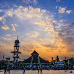 Wisata Religi Demak Masjid Agung shutterstock
