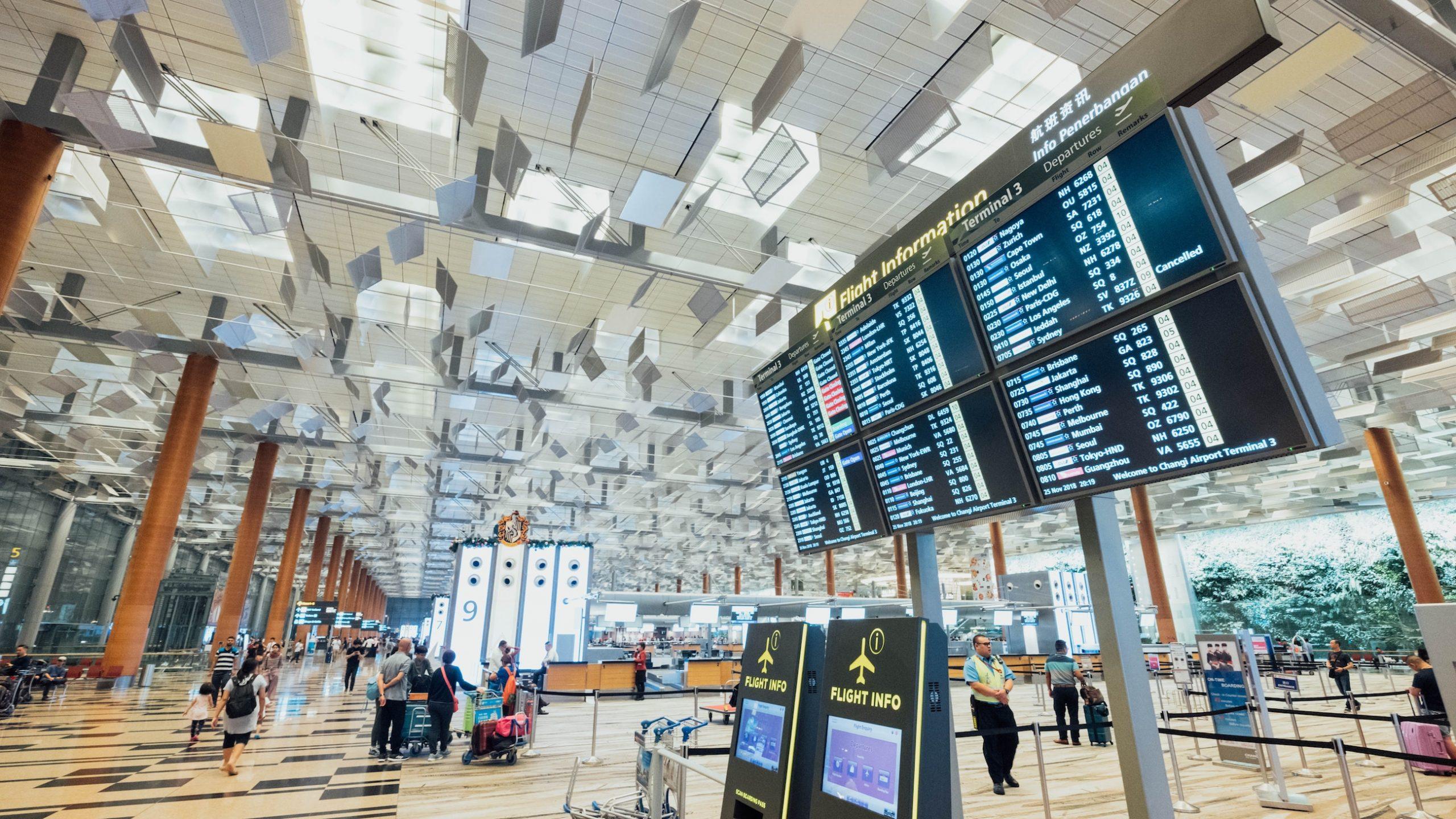 Tes GeNose di bandara mulai diberlakukan mulai 1 april