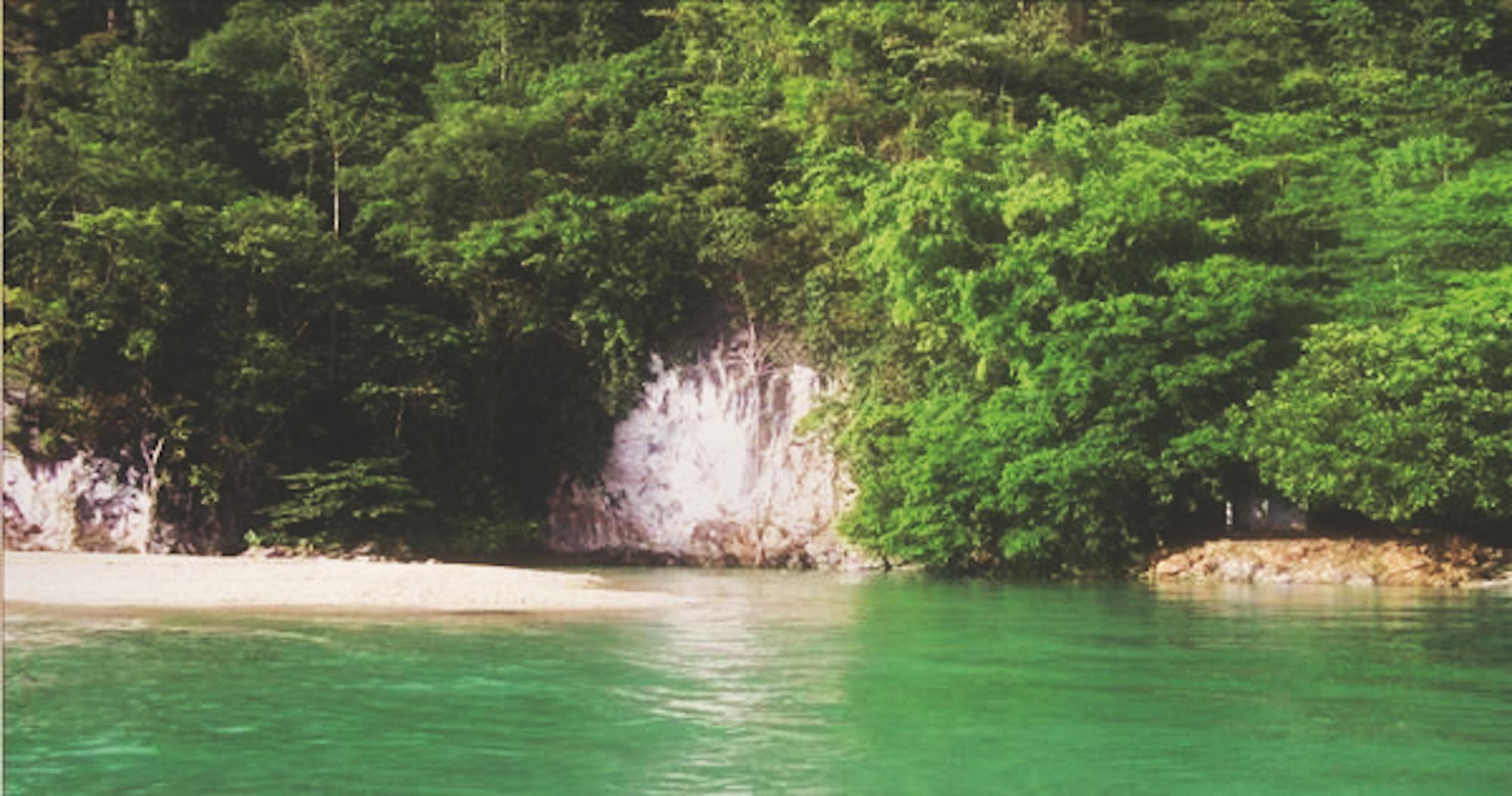 Keunikan 3 sungai di Indonesia karena kondisi alaminya.