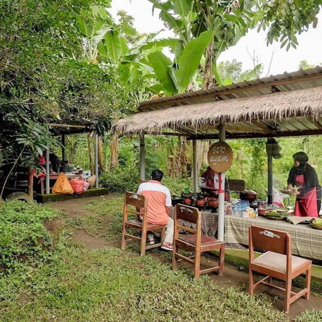 Program pembangunan desa wisata program pengembangannya disinergikan dua kementrian.