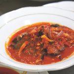 asam gurih khas sipirok Daging Bakar