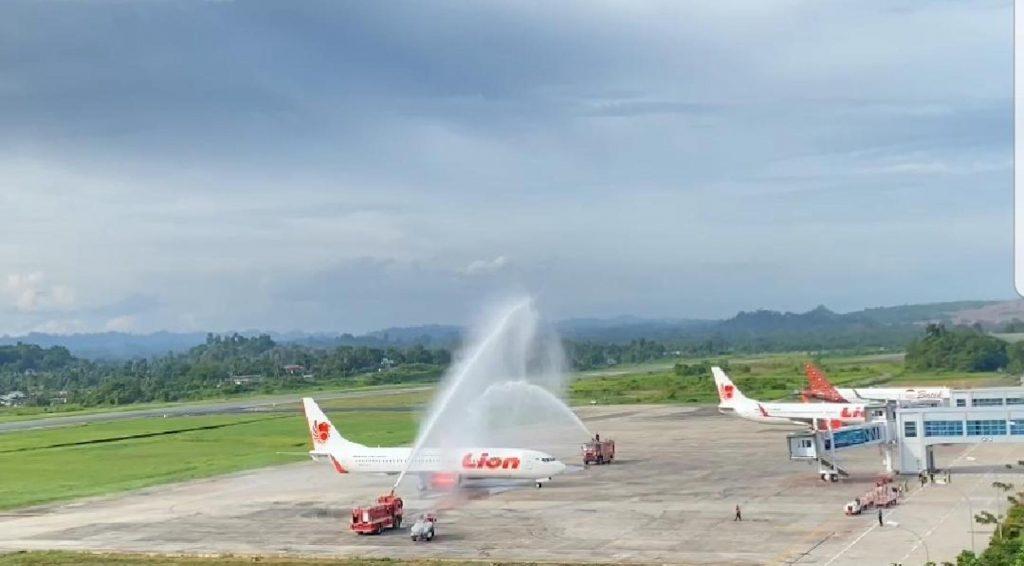 Lion Air terima pesawat baru Airbus 330-900neo untuk melengkapi armada pesawat berbadan lebarnya.