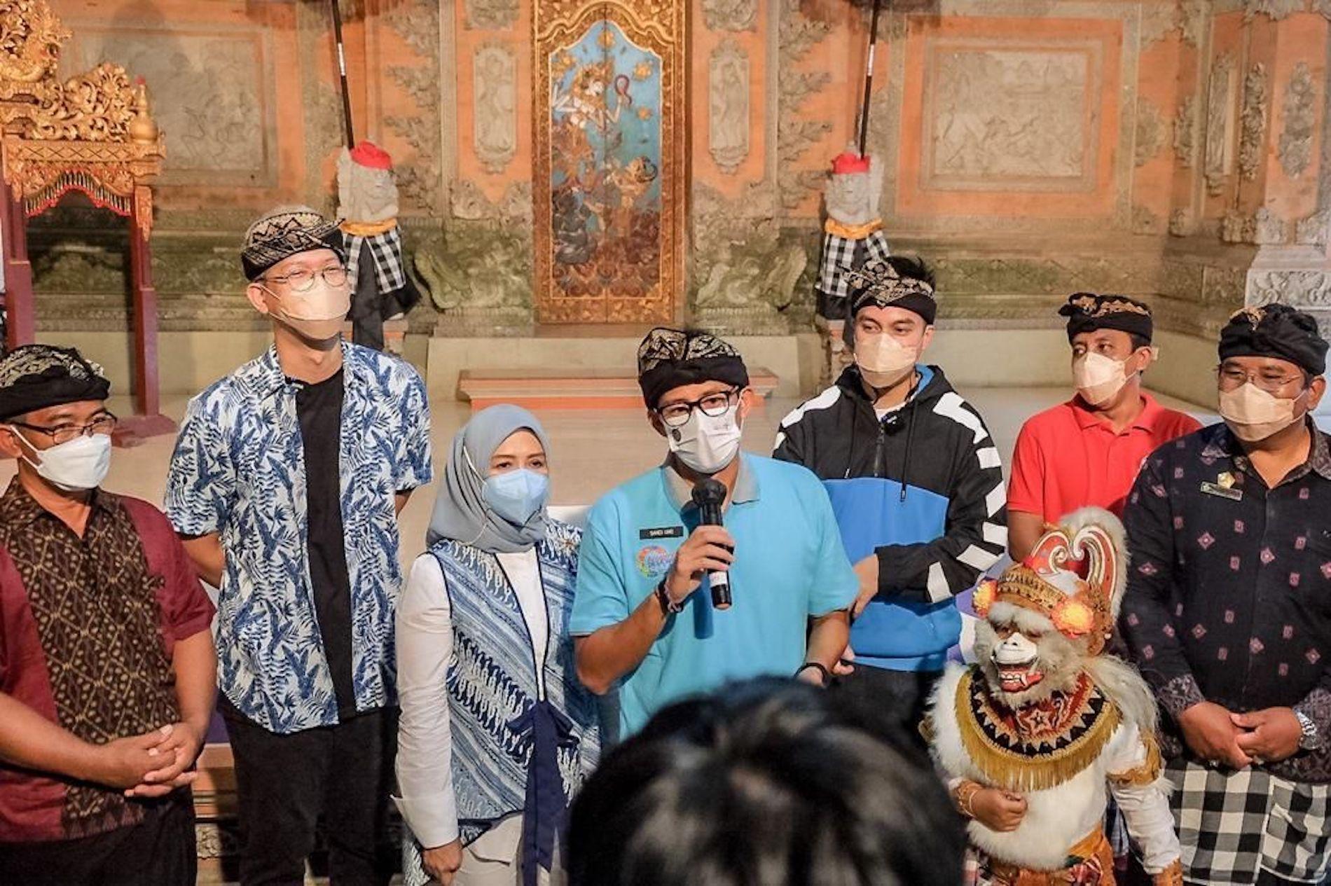 Menteri Pariwisata ajak desa-desa ikut ADWI 2021