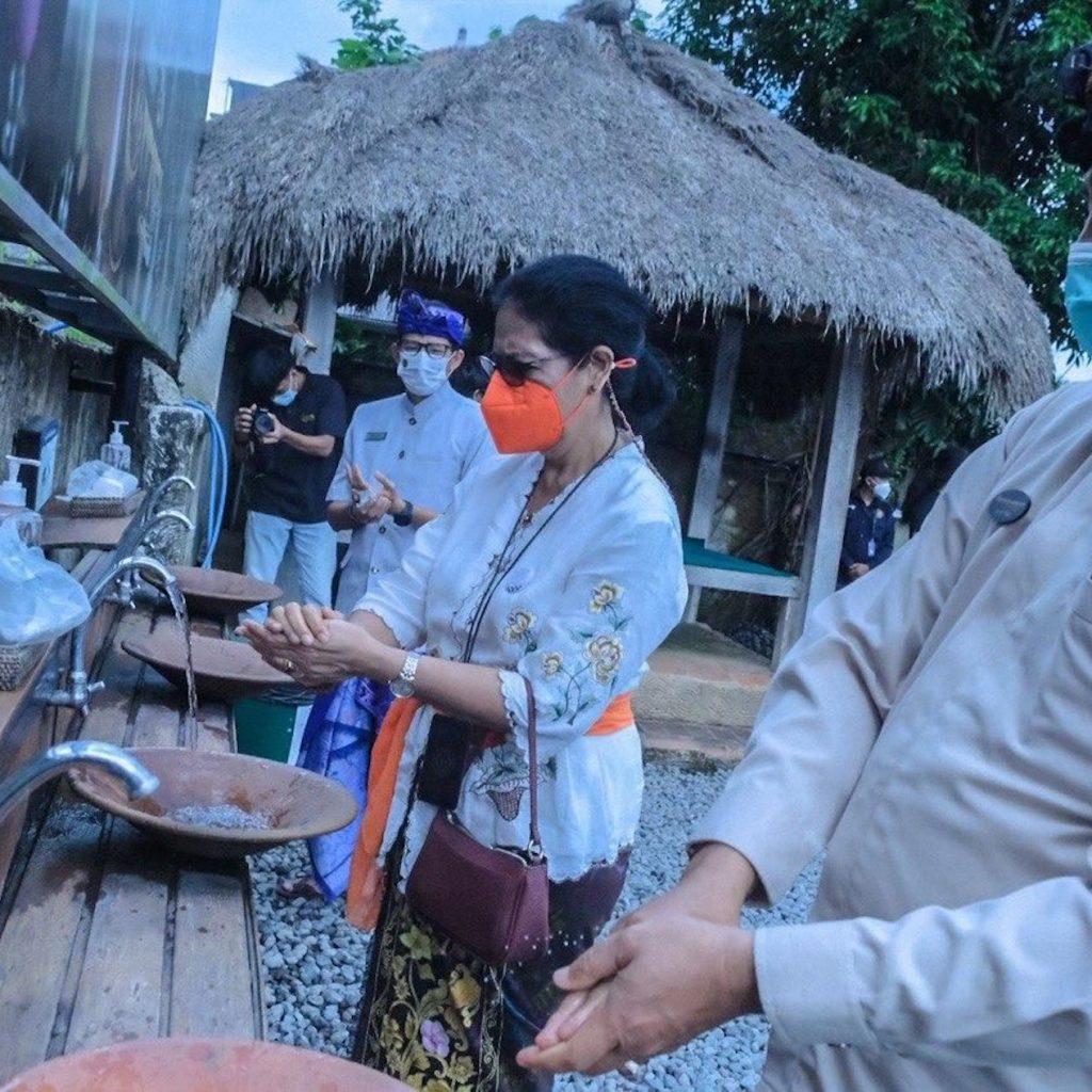 Wisata edukasi Ubud dinilai searah dengan pengembangan pariwisata Indonesia yang berkualitas.