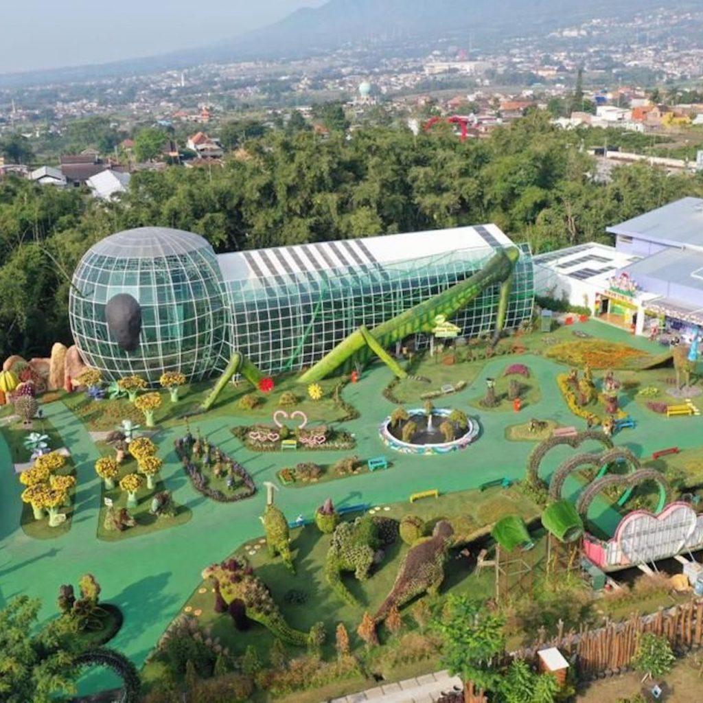 Pengembangan KEK Singosari 2023-2024 diharapkan dapat menarik investasi hingga Rp 1 triliun.