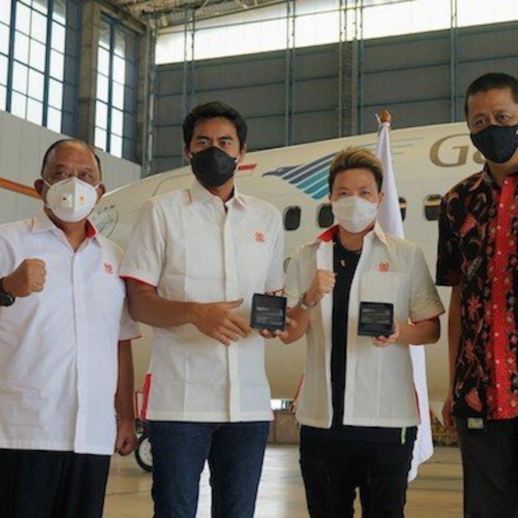 Garuda Indonesia gelar Economy Lite berupa potongan harga tiket sebesar 25%.