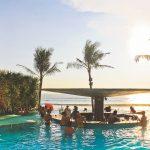 Melawat senja di Potato Head, Pantai Petitenget, Bali.