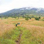 Sembalun di Kaki Rinjani sempat menjadi lokasi film Leher Angsa. Foto; Dok Alenia Pictures