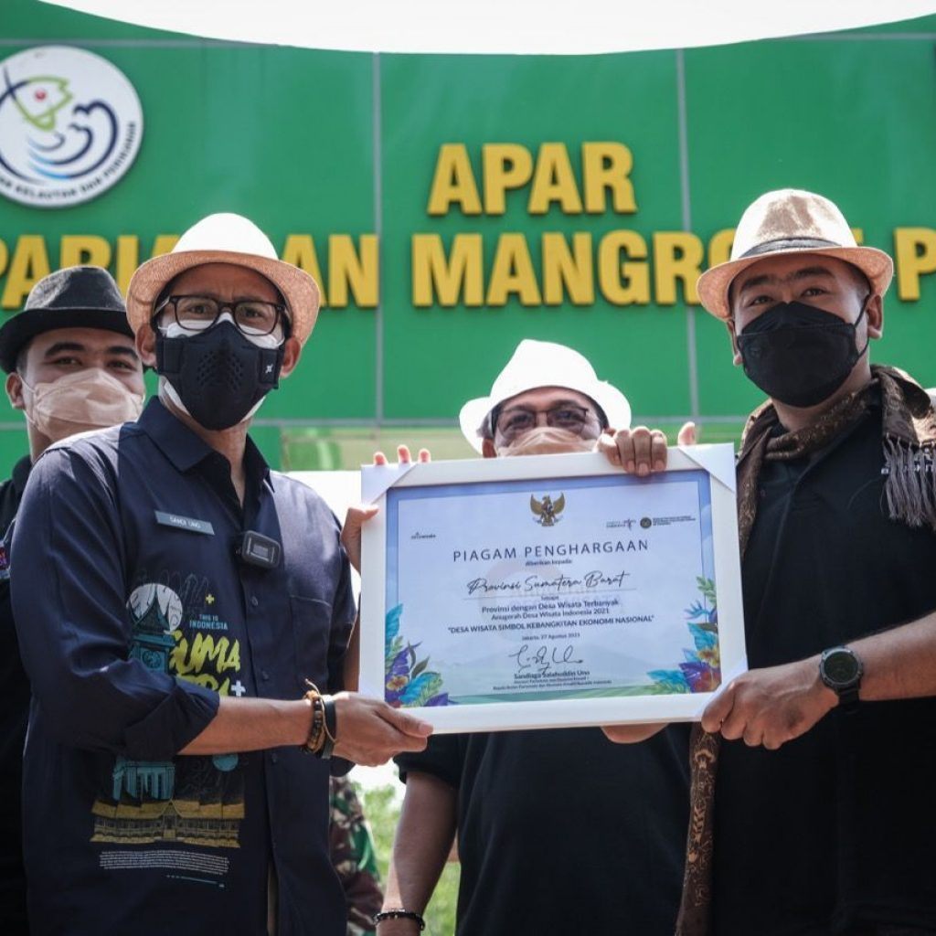 50 Besar ADWI 2021 mulai memasuki masa visitasi, dimulai dari Sumatera Barat.