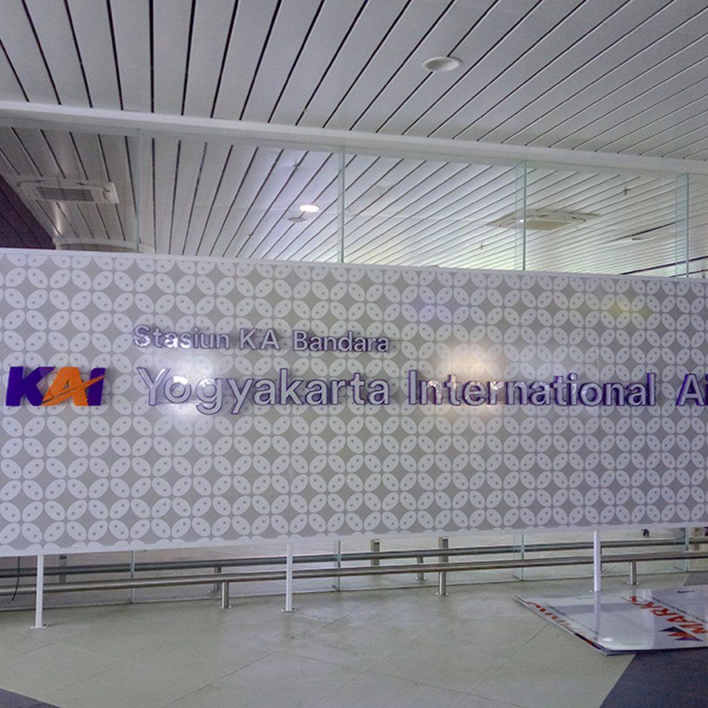 Kereta Bandara Internasional Yogyakarta beroperasi 27 Agustus 2021.