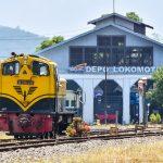 Museum Kereta Ambarawa pada 2021 berusia 178 tahun