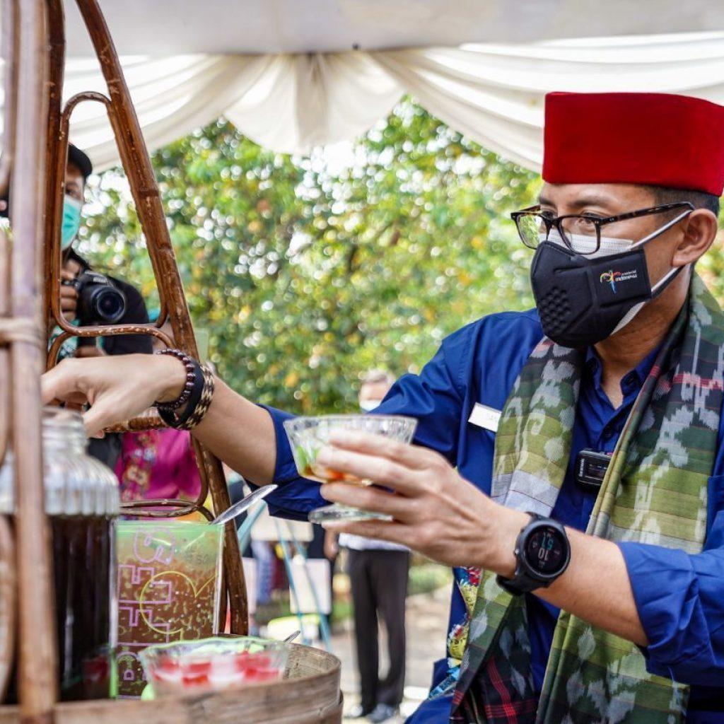 Desa Wisata Budaya Betawi dikembangkan di wilayah-wilayah Jakarta
