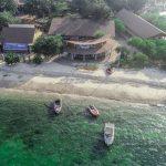 Pulau Untung Jawa di Kepulauan 1000 adalah mutiara yang masih terpendam