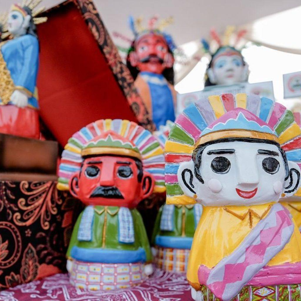 Desa Wisata Budaya Betawi dikembangkan di sejumlah wilayah Jakarta.
