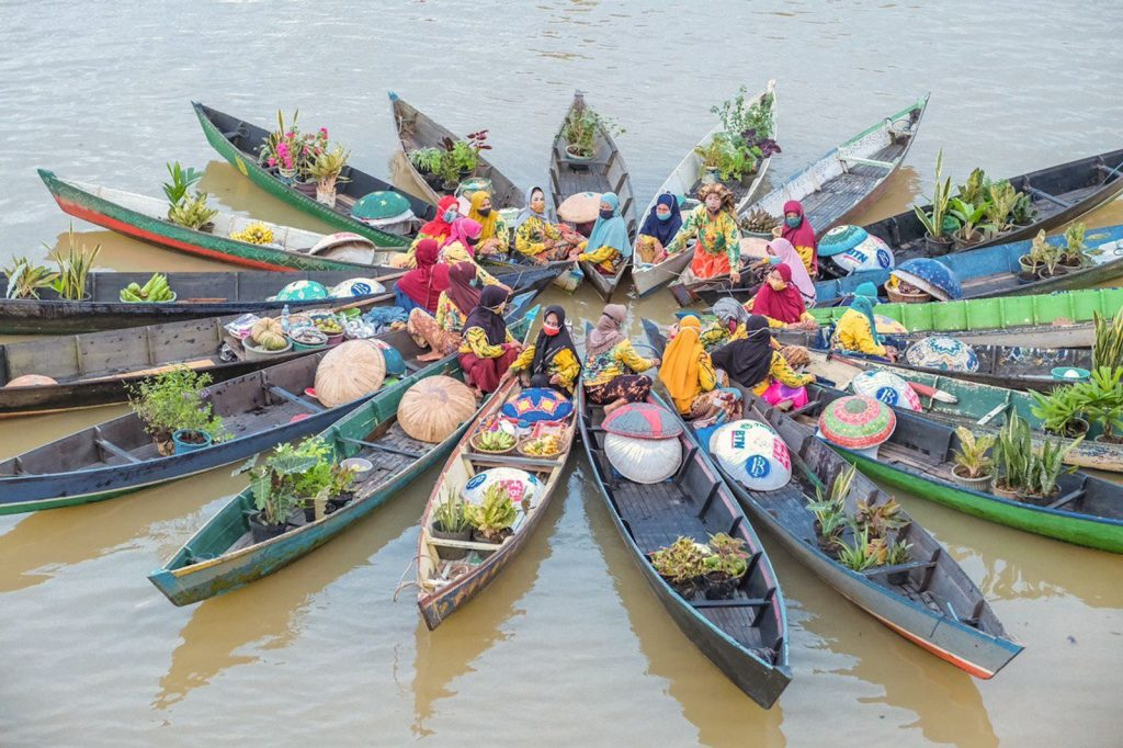 Banjarmasin didorong kembangkan wisata 1000 sungai