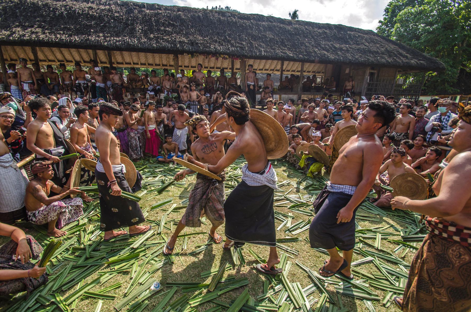 Desa Adat Tenganan, tradisi Bali Aga dari abad 11