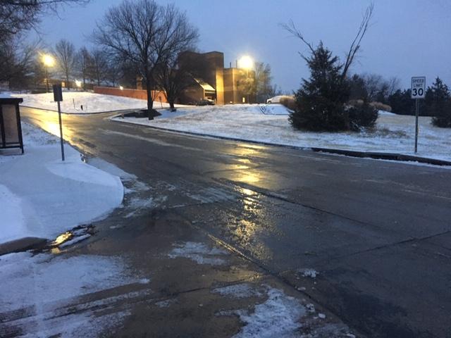 Jefferson City roads