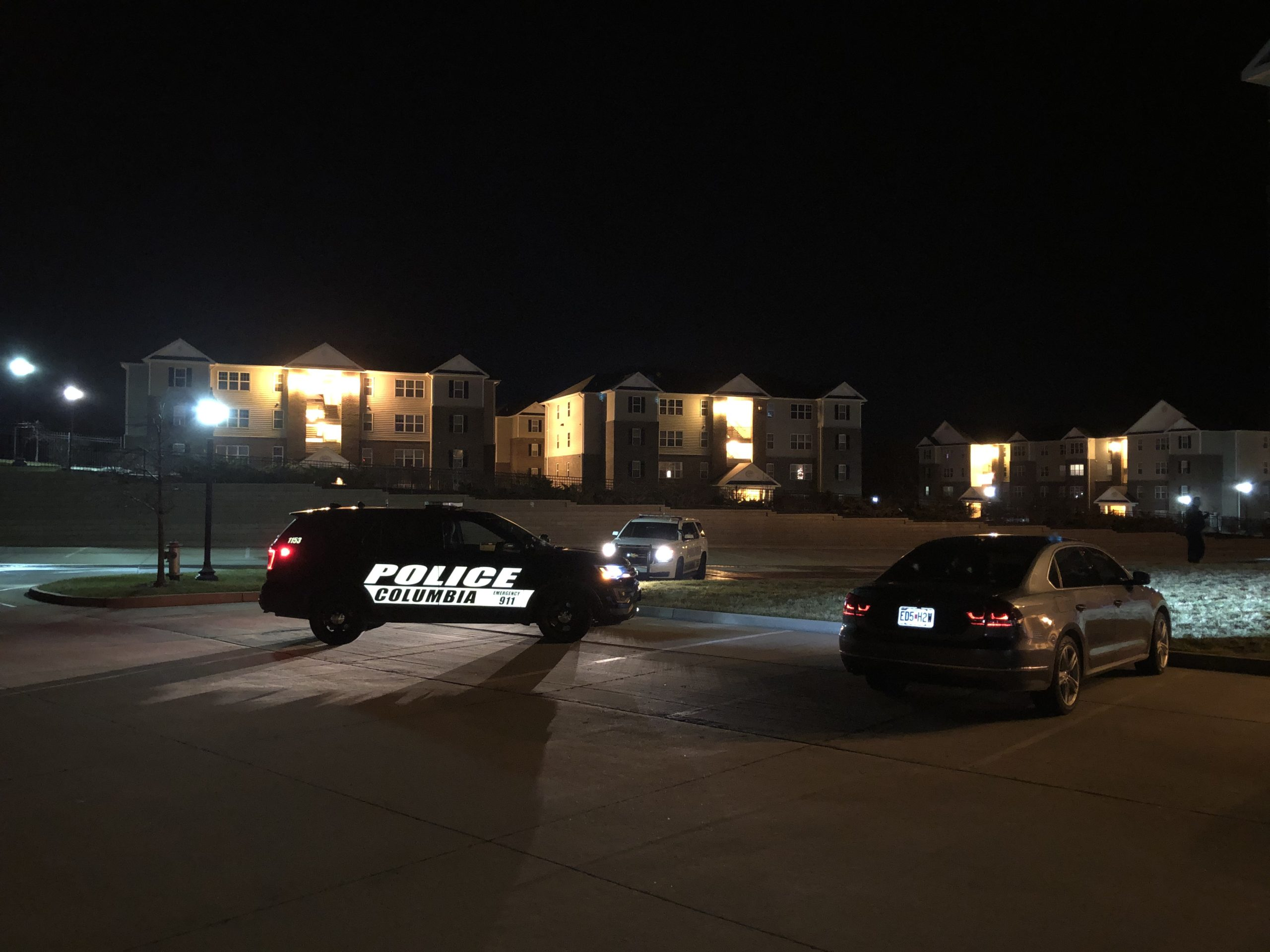 Columbia Police CPD Arch Apts