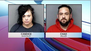 Man, woman arrested in Jefferson City