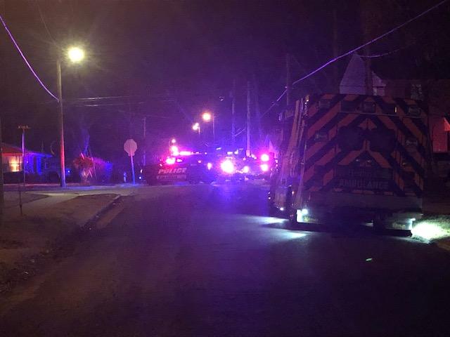 Columbia police respond to Hickman Ave.