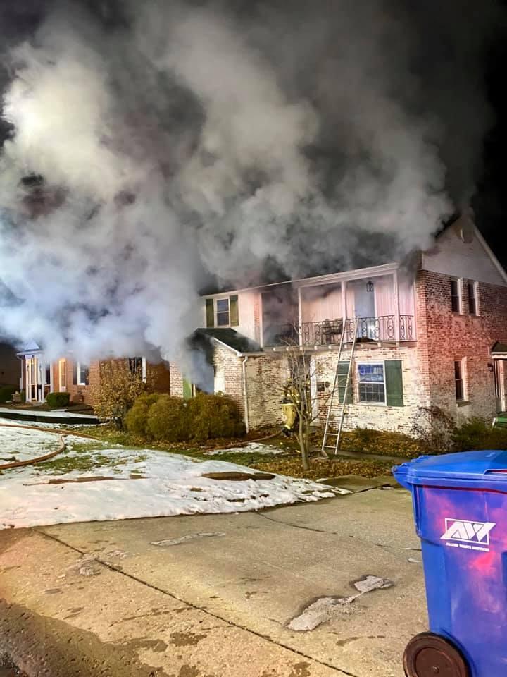 Laurel Drive deadly fire