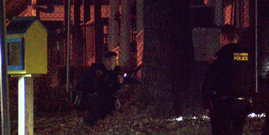 Oak Street Shooting Investigation
