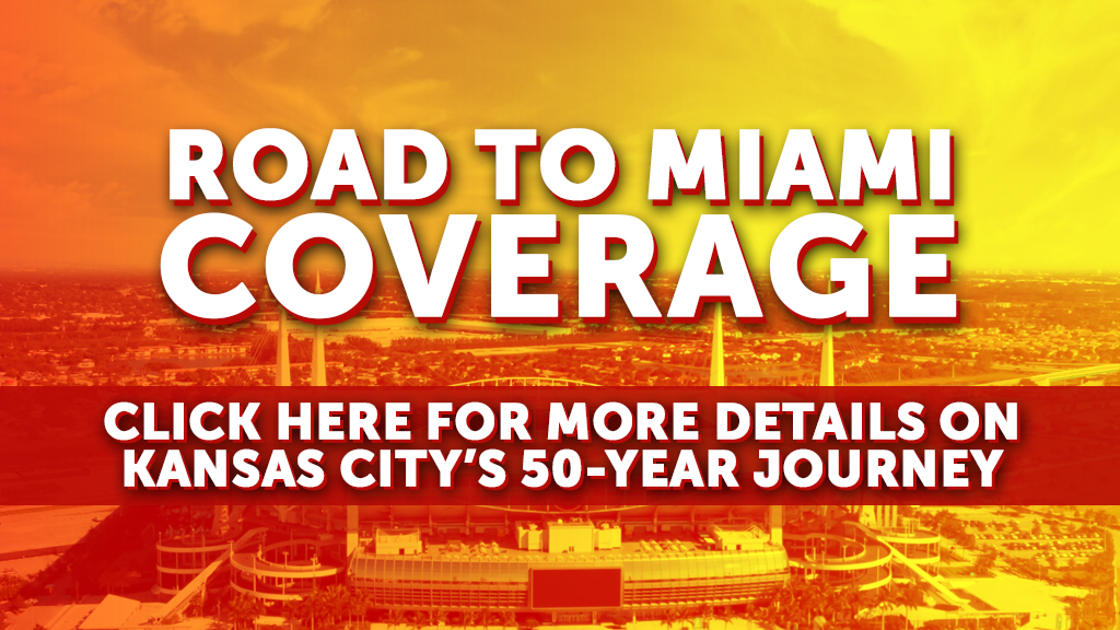 Road to Miami coverage