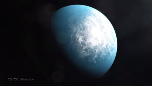 TESS mission spots Earth-size potentially habitable planet and 'Tatooine' system - ABC17News.com