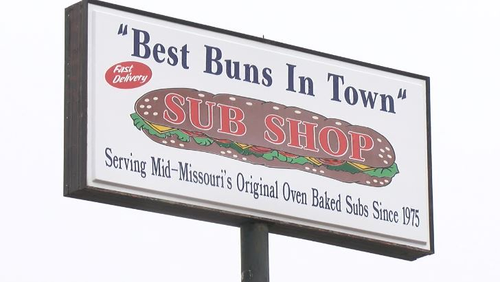 Sub Shop restaurant located on West Worley Street in Columbia, Mo.