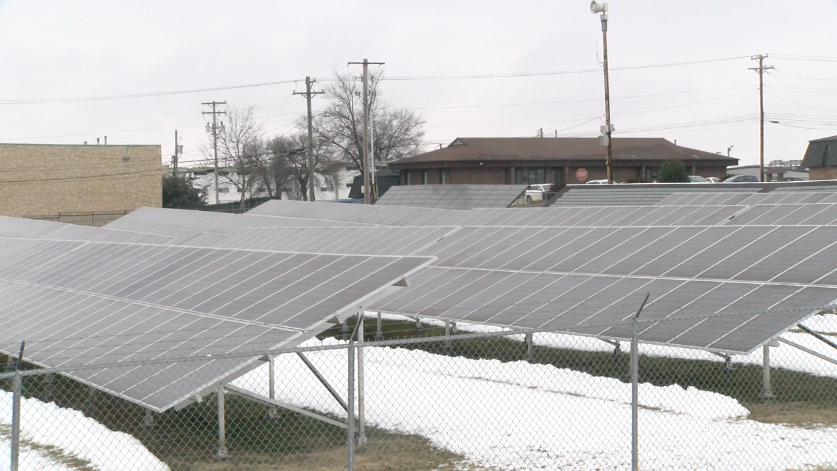 Columbia Solar Panel